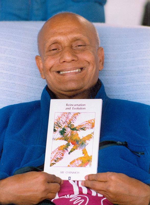 Sri Chinmoy könyv - szellemi jóga